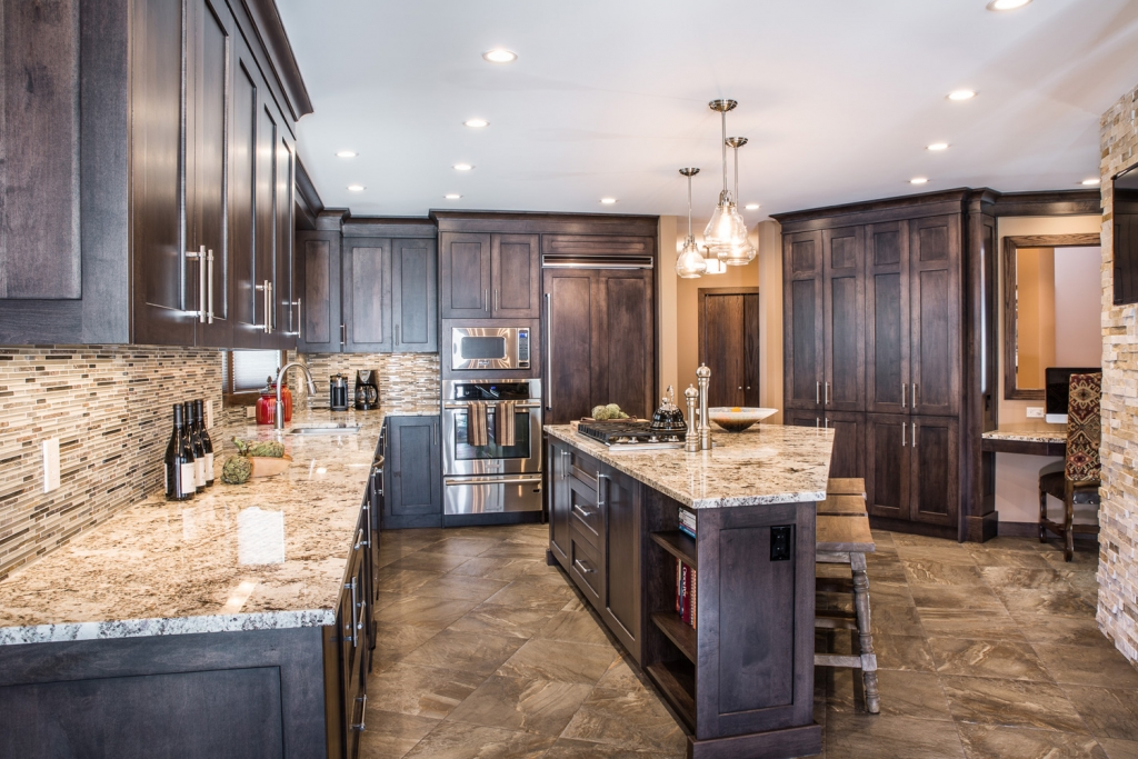 Pinnacle Custom Kitchen